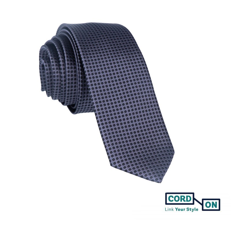 Corbata gris Boston