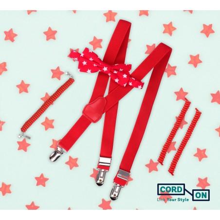 Set complementos infantil Super Star  Twist