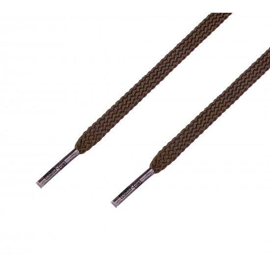 Cordón casual plano marrón Torrado