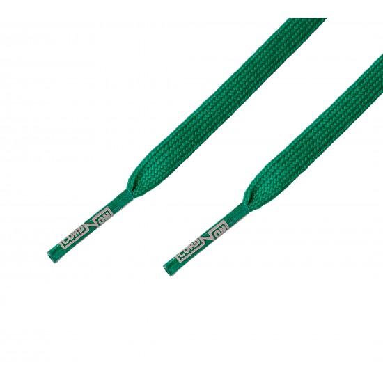 Cordón fino plano Verde