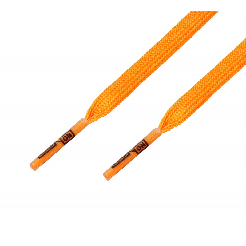 Cordón fino plano Naranja