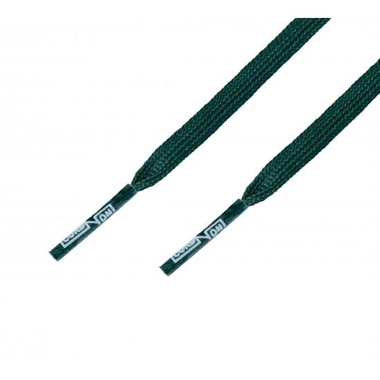 Cordón fino plano verde gris Grafito