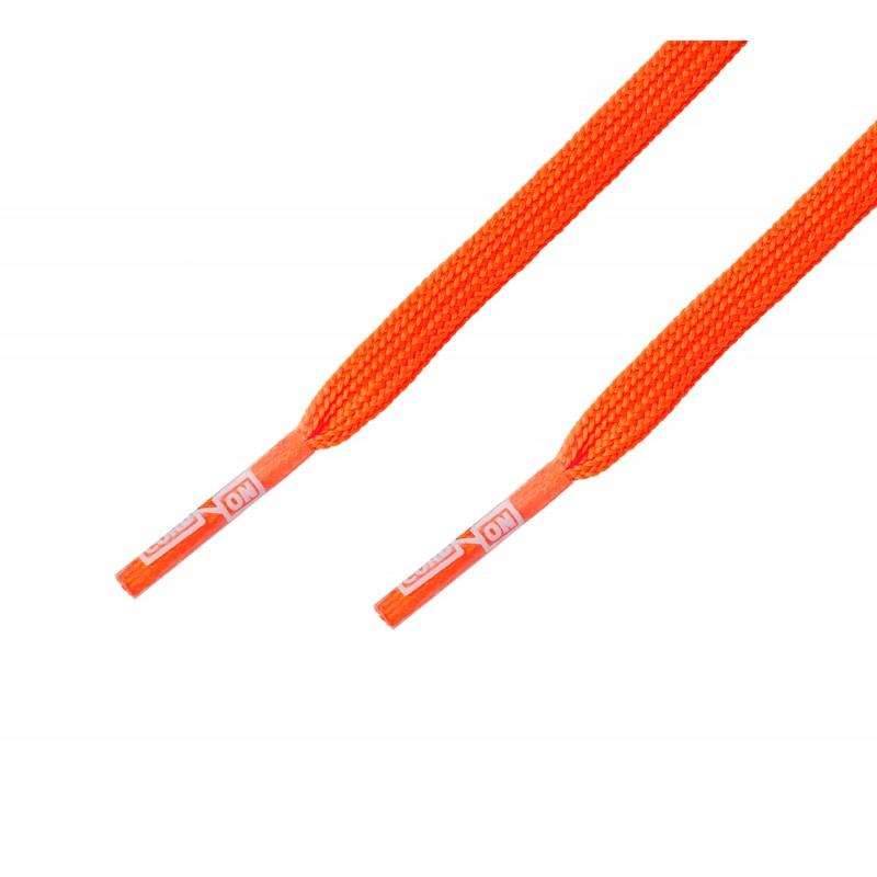 Cordón fino plano naranja Butano