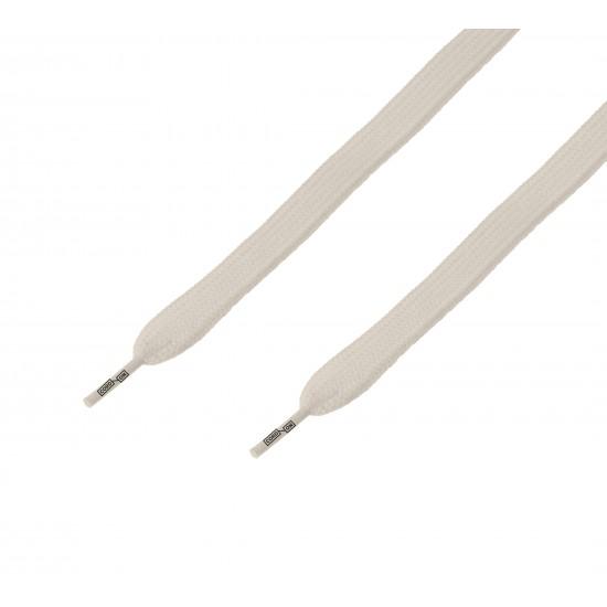 Cordón ancho plano gris Lluvia
