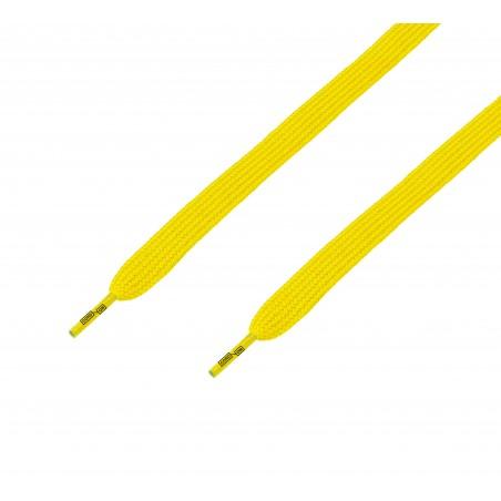 Cordón ancho plano Amarillo