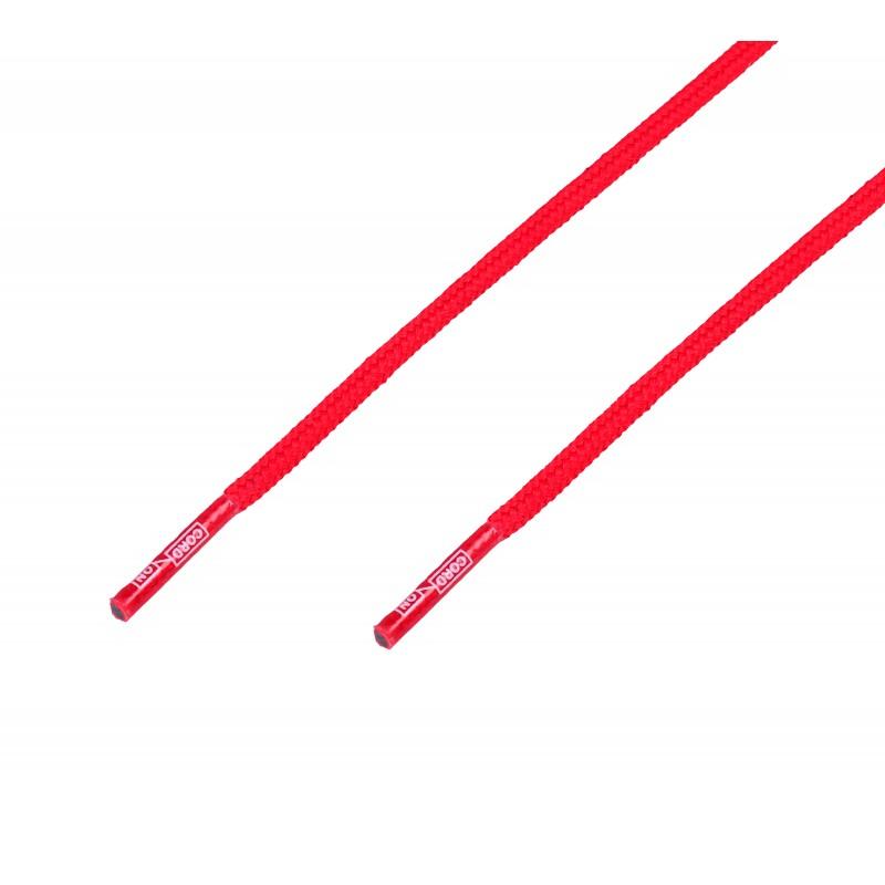 Cordón grueso redondo Rojo