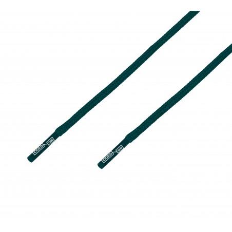 Cordón grueso redondo verde Musgo