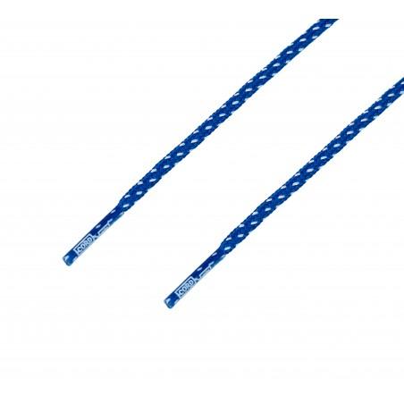 Cordón redondo cenefa azul blanco Mood