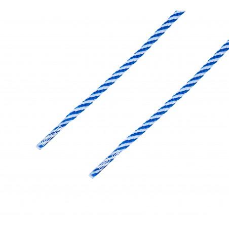 Cordón redondo cenefa azul blanco Style