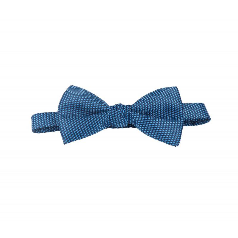 pajarita azul manhattan