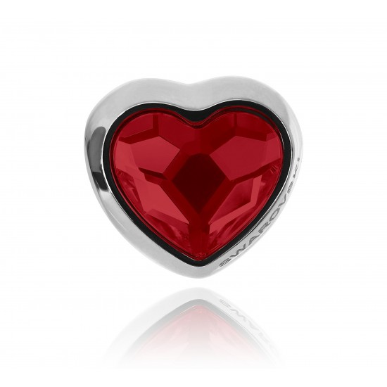 charm corazon rojo