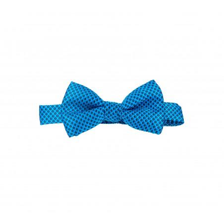 Pajarita infantil azul Boston