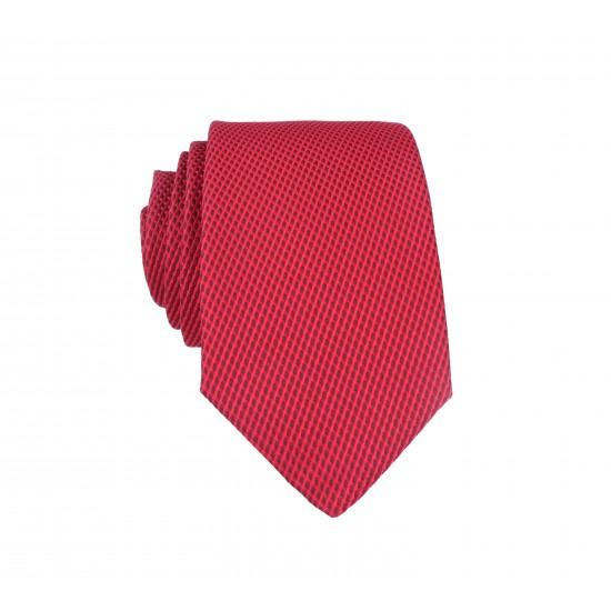 corbata rojo manhattan