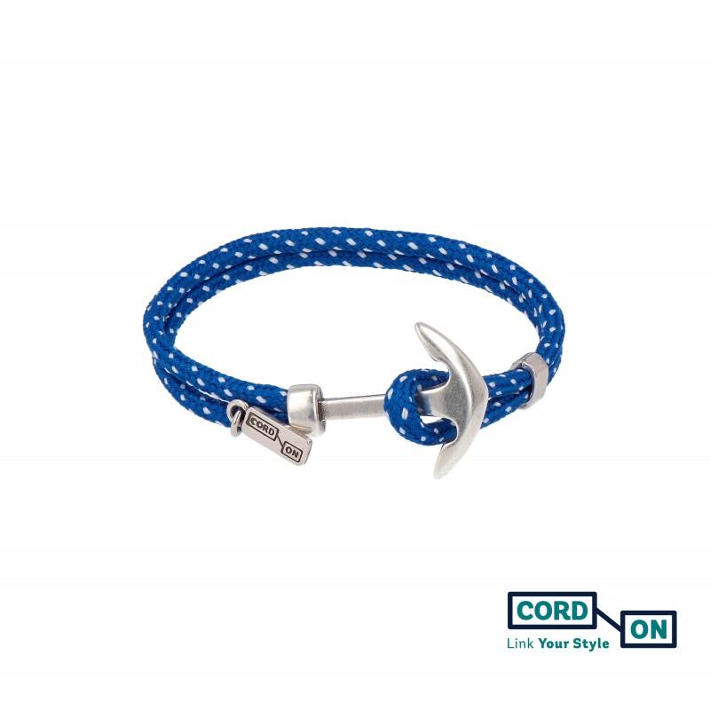 pulsera azul blanco acapulco mood