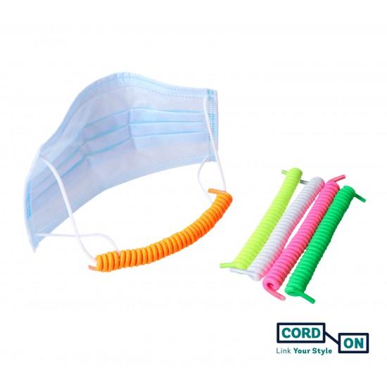 salvaorejas elástico pack flúor