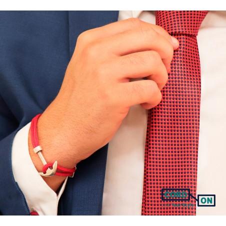 pulsera rojo acapulco