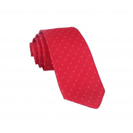 corbata cambridge rojo
