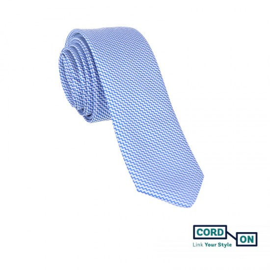 Corbata hombre azul Oslo