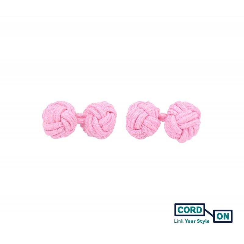 Gemelos bola nudo rosa claro Skyfall