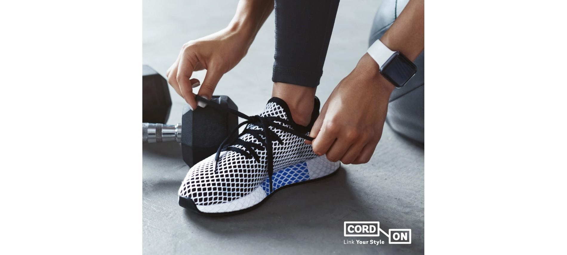 Cordones para calzado deportivo