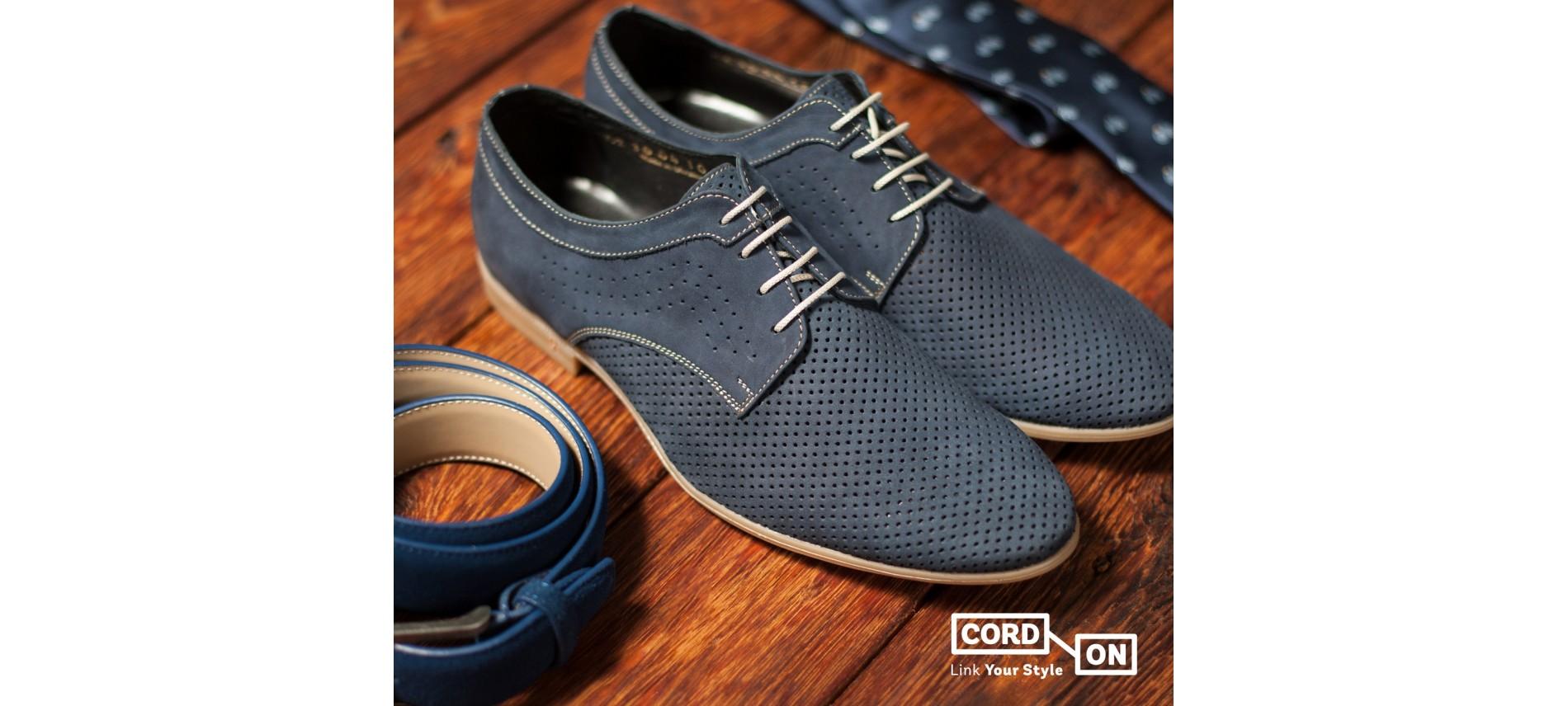 Lacets pour chaussures de ville