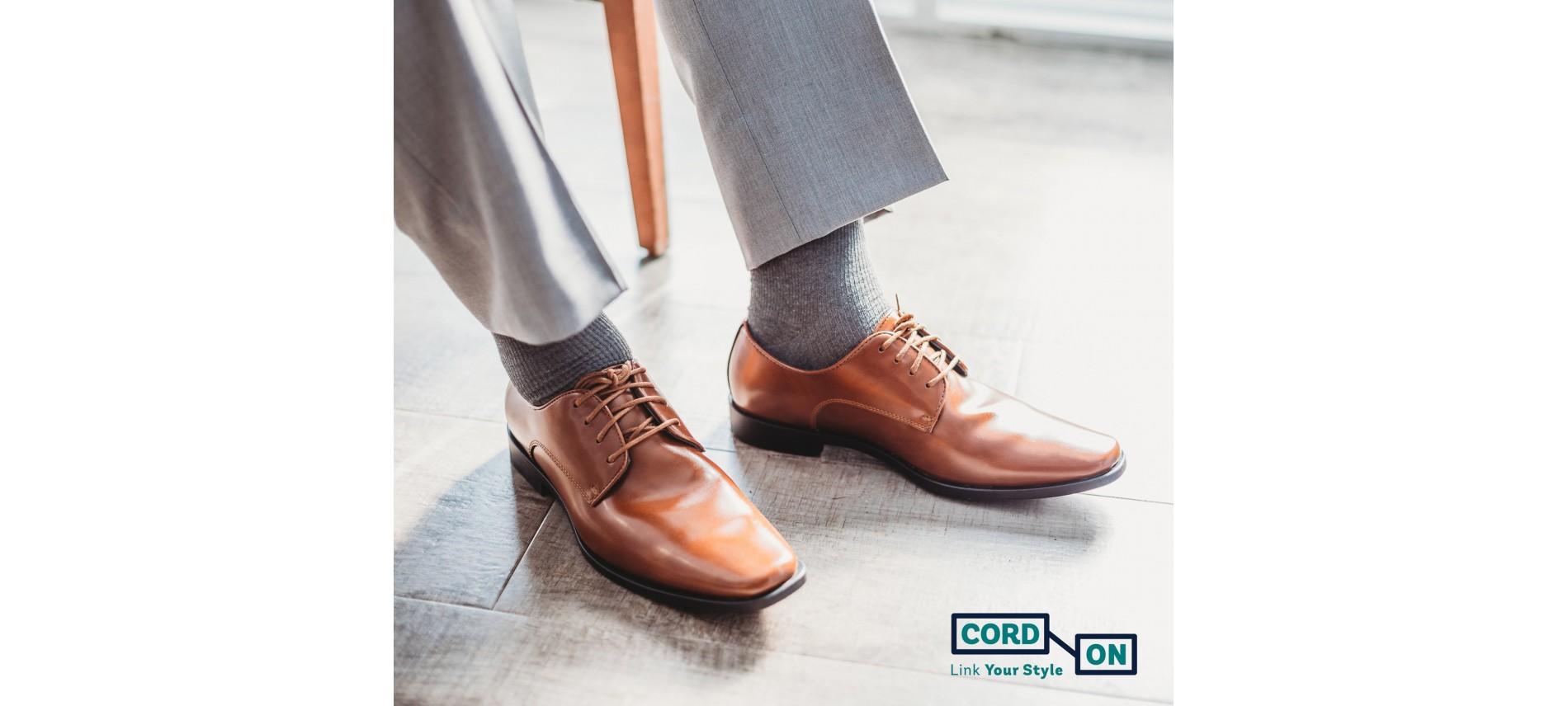 Cordones para calzado de vestir
