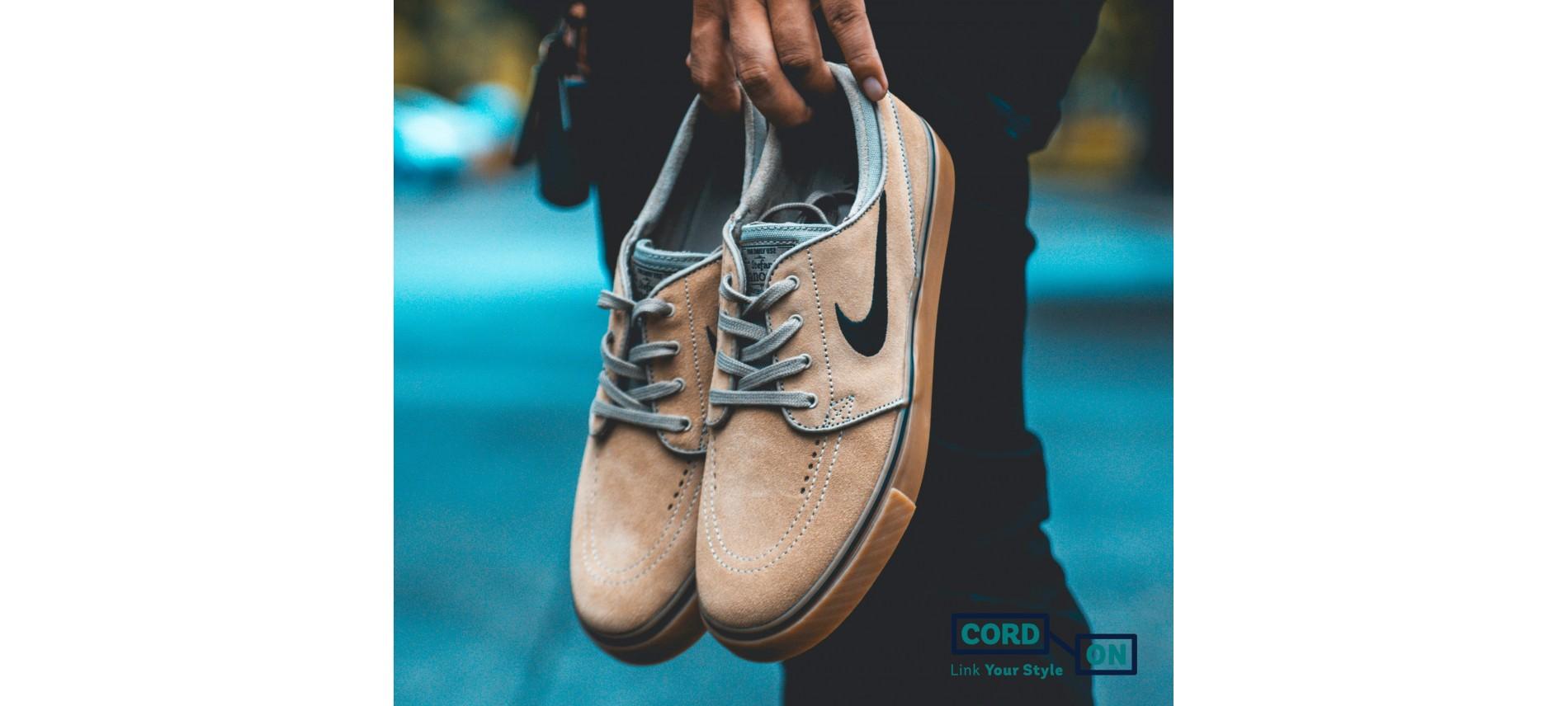Cordones planos estrechos para calzado